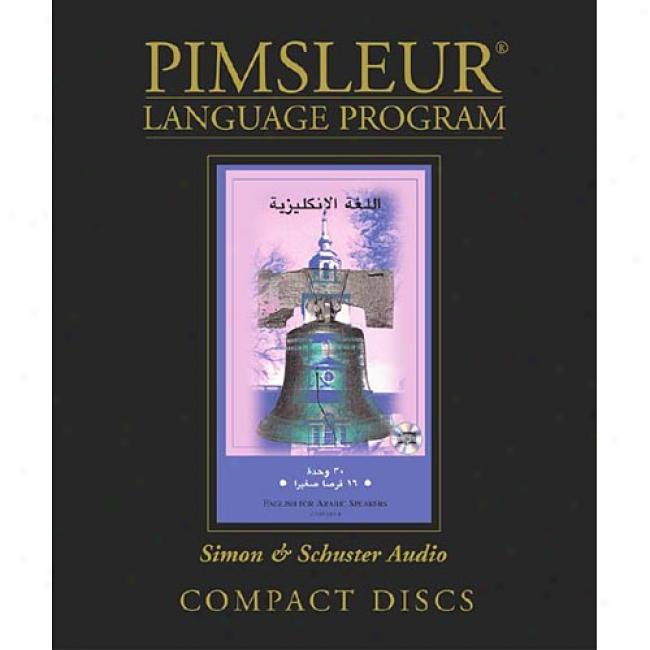 Esl Arabic I By Pimsleur, Isbn 0743510054