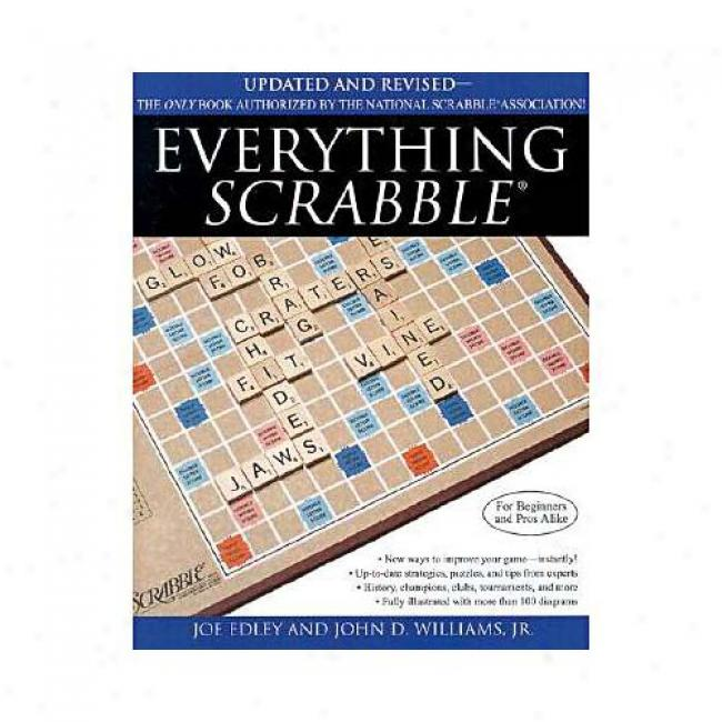 Everything Scrabble By Williams, John D., Jr., Isbn 0671042181