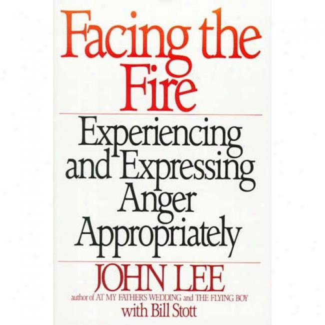Facing The Fire: Experiencing And Expressing Anger Appropriately By John Lee, Isbn 055337408