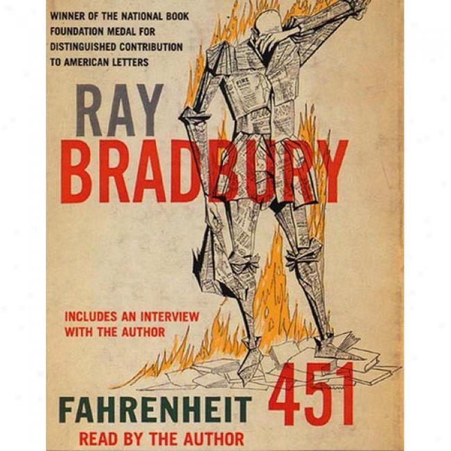 Fahrenheit 451 By Ray Bradbury, Isbn 0694526274
