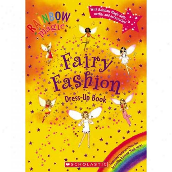 Fairy People of ~ Dress-up Book