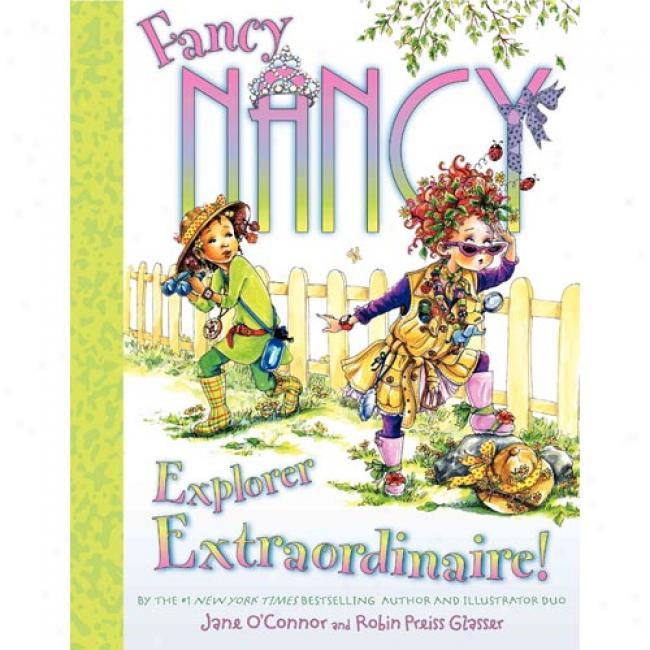 Fancy Nandy: Explorer Extraordinaire!