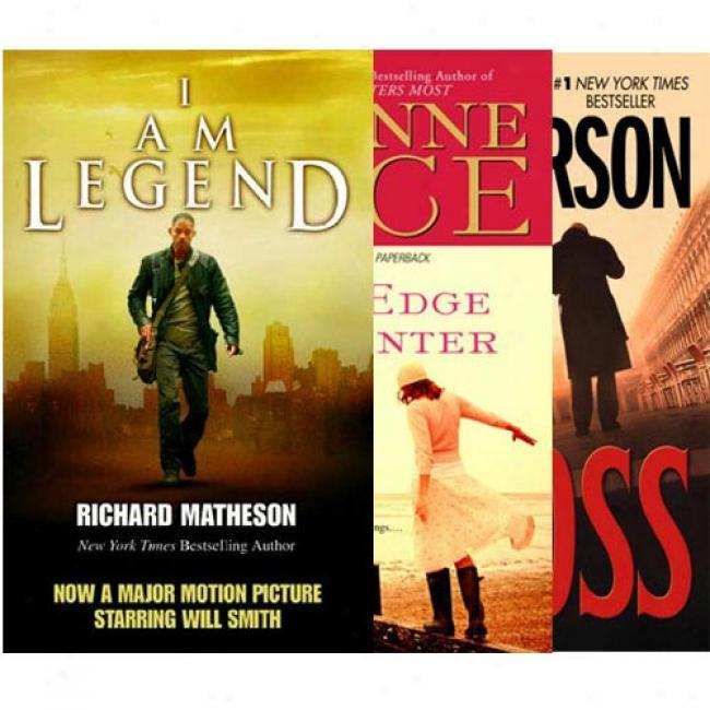 Fiction Extraordinaire Book Bundle: Choose 3 Books For $18
