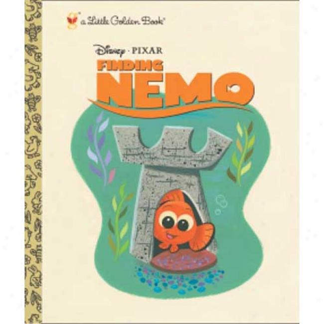 Finding Nemo By Disney Rh, Isbn 0736421270