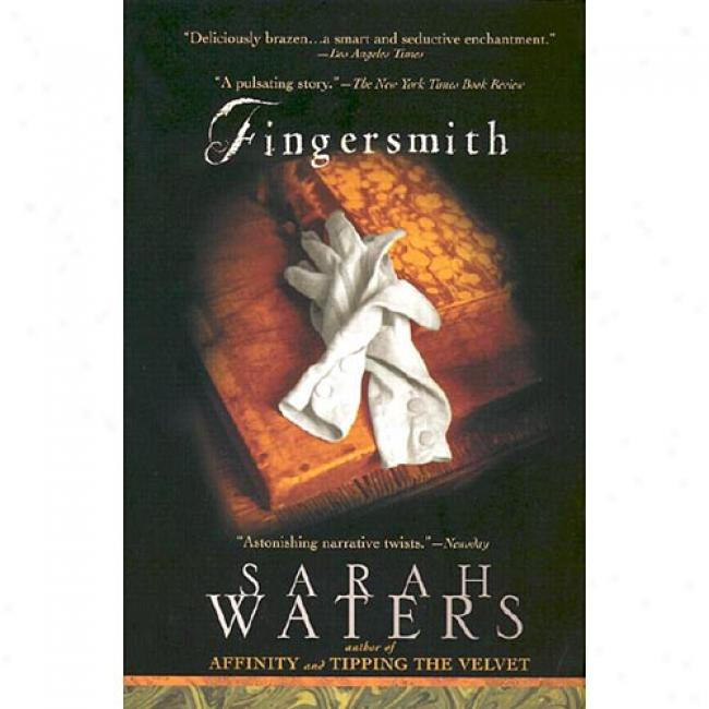 Fingersmith By Sarah Waters, Isbn 1573229725