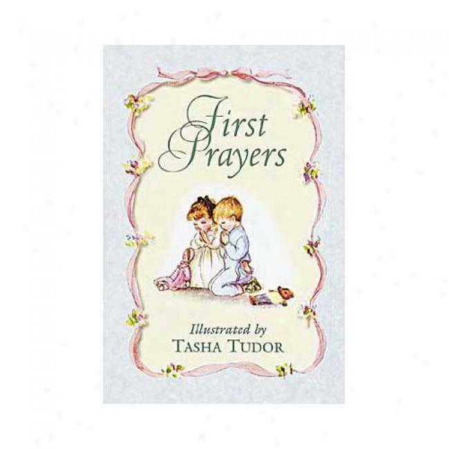 First Prayers By Tasha Tudor, Isbn 0679887865