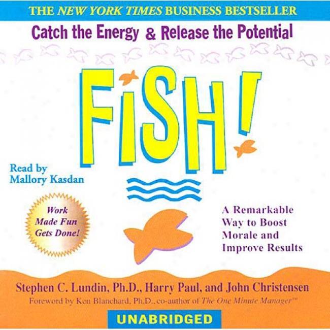 Fish By Stephen C. Lundin, Isbn 0553528734