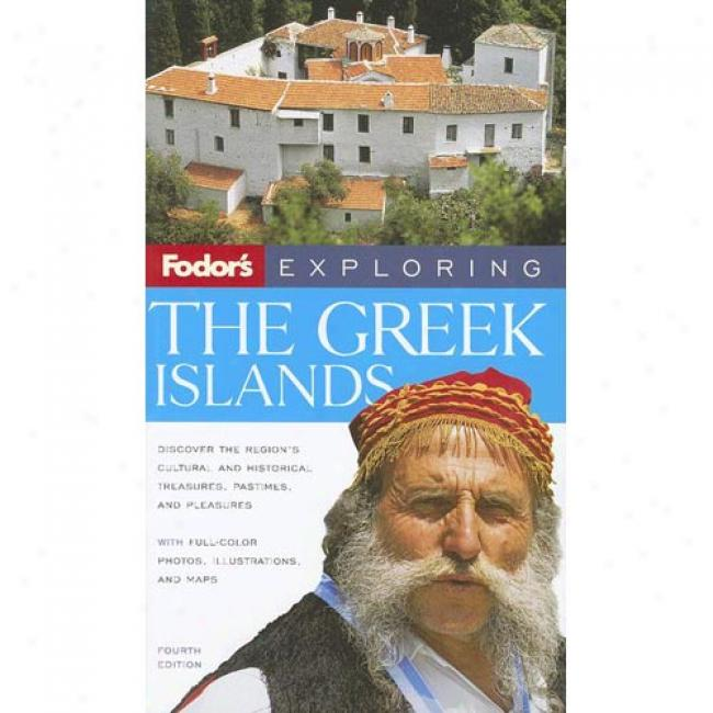 Fodor's Exploring The Greek Islands
