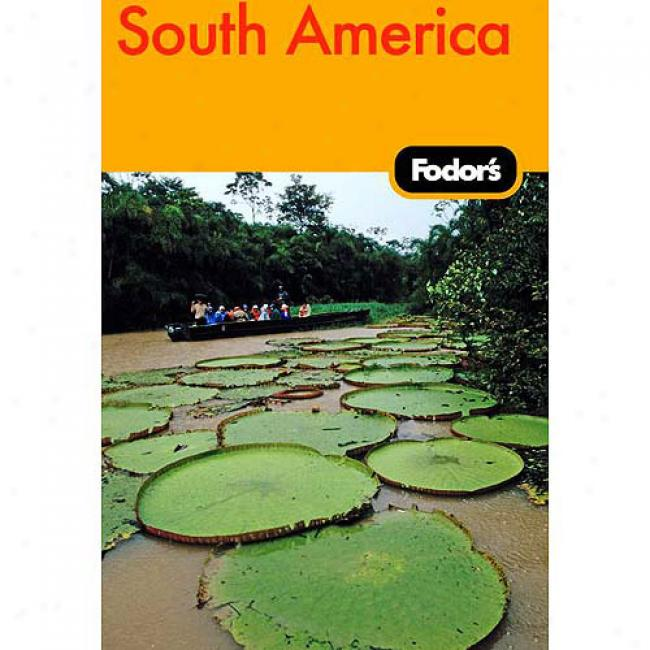 Fodor's South America