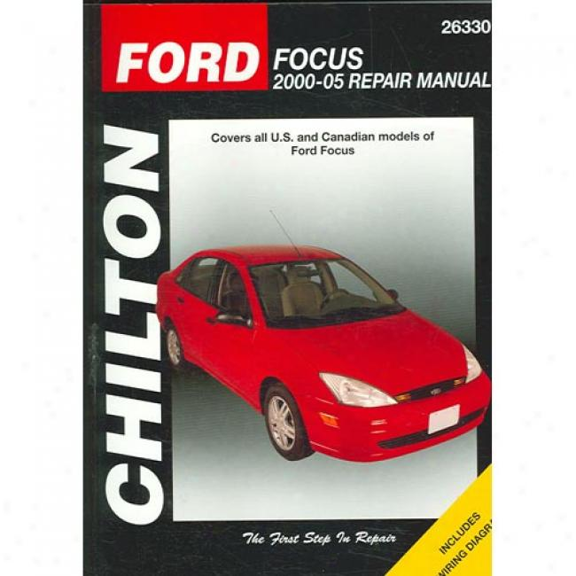 Ford Focus 2000-05 Repair Manual