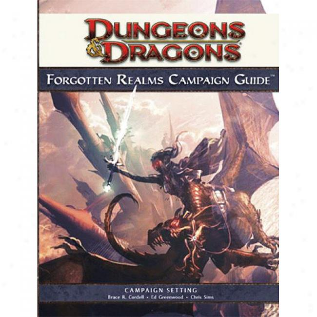 Forgotten Realms Campaign Guide: Roleplaying Game Supplement
