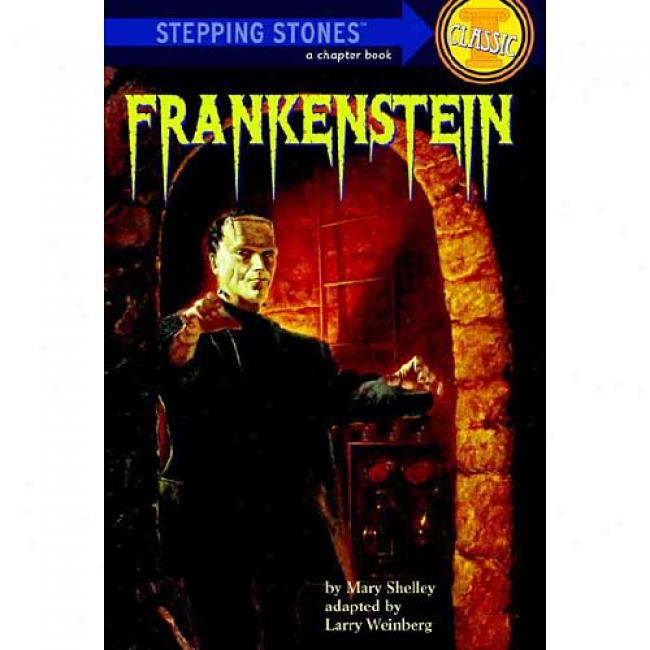 Frankenstein By Mary Wollstonecraft Shelley, Isbn 0394848276
