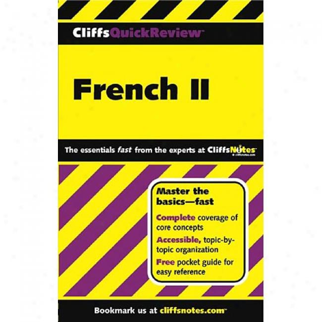 French Ii By Gail Stein, Isbn 0764587579