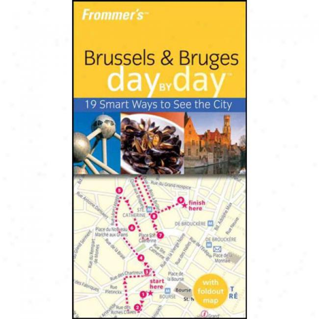 Frommer's Brussels & Bruges Day By Day