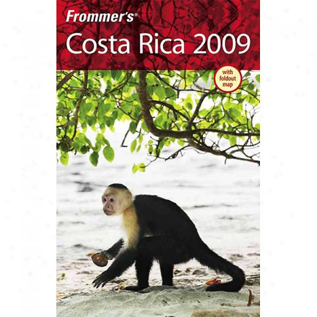 Frommer's Costa Rica [with Foldout Map]