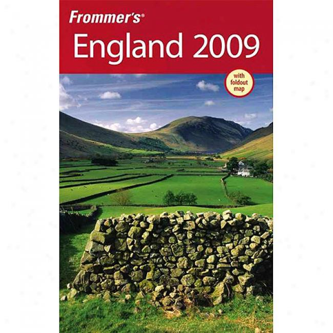 Frommer's England [with Foldout Map]