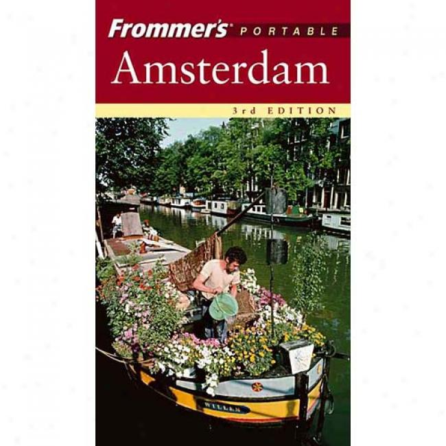 Fromme'rs Portable Amsterdam