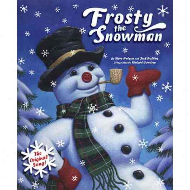 Frosty The Snowman By Steve Nelson, Isbn 0448431998