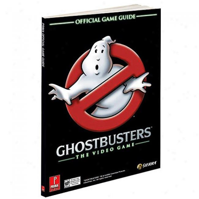 Ghostbusters: Prima Authoritative Game Guide
