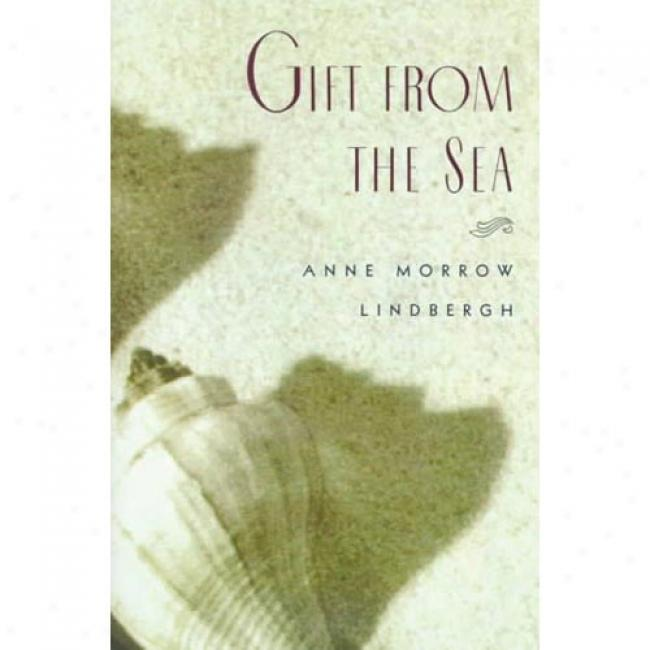 Talent From The Sea By Anne Morrow Lindbergh, Isbn 0679732411