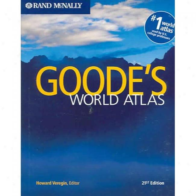 Goode's World Atlas