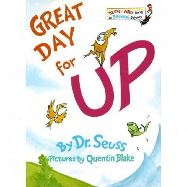 Great Sunshine For Up! By Dr Seuss, Isbn 0394829131