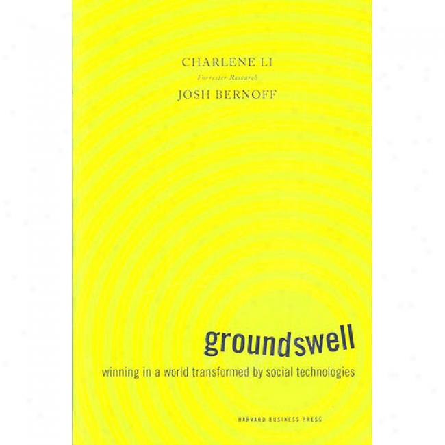 Groundswell: Wininng In A World Transformed By Social Technologies