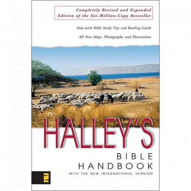 Halley's Bible Handbook: New International Version By Henry H. Halley, Isvn 0310224799