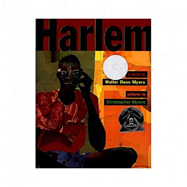 Harlem: A Poem By Walter Dean Myers, Isbn 0590543407