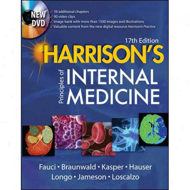 Harrison's Principles Of Internal Medicine [with Cdrom]