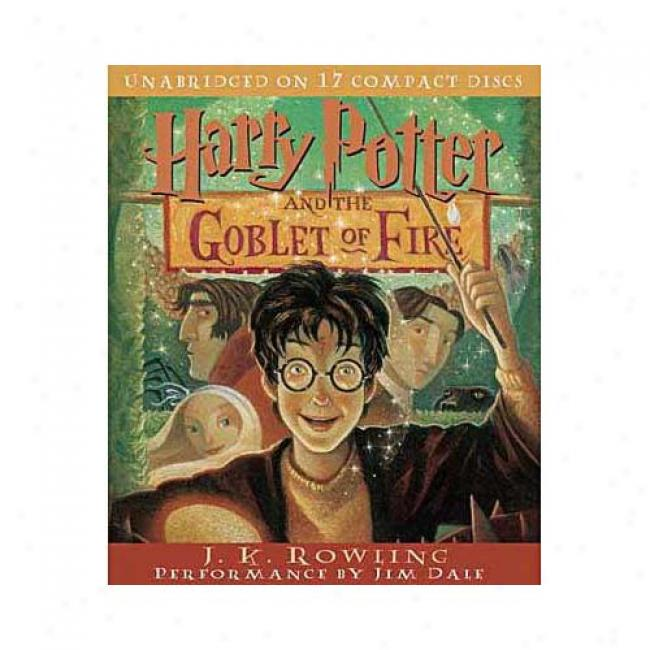 Harry Potter And The Goblet Of Fire Along J. K. Rowling, Isbn 043955490x