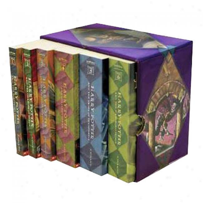 Harry Potter Paperbaack Boxset 1-6