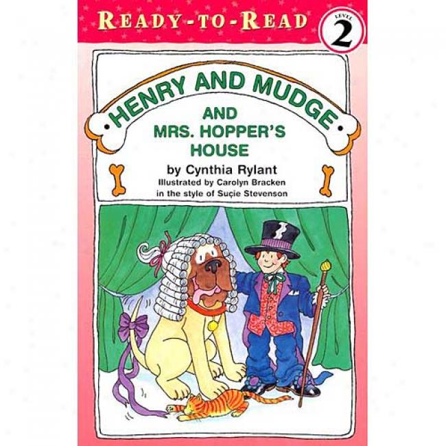 Henry And Mudge And Mrs. Hopper's Hiuse
