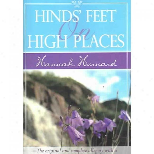 Hinds' Feet On High Places: The Original And Complete Allegory With A Devotional And Journal For Women By Darien Cooper