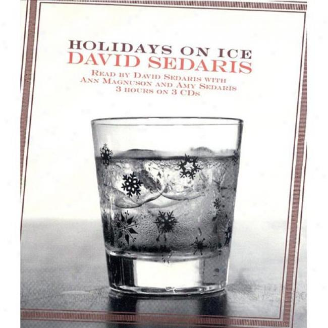 Holidays On Ice By David Sedaris, Isbn 0316779237