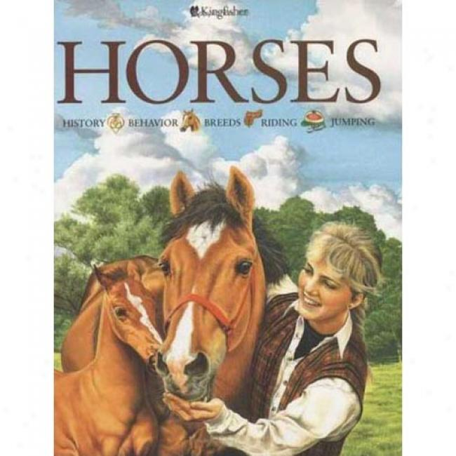 Horses By Jackie Budd, Isbn 1856975665