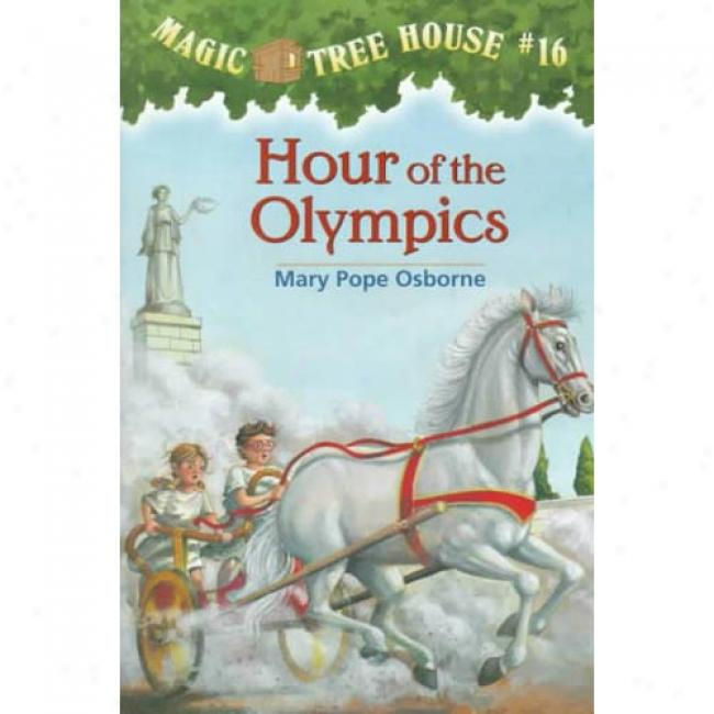 Hour Of The Olympics By Mary Pope Osborne, Isbn 0679890629
