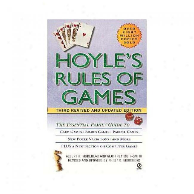Hoyle's Rules Of Games By Albert H. Morehead, Isbn 0451204840