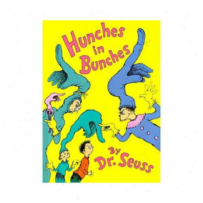 Hunhces In Bunches By Dr Seuss, Isbn 0394855027