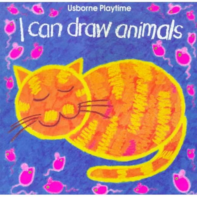 I Can Draw Animals By Ray Gibson, Isbn 0746029438