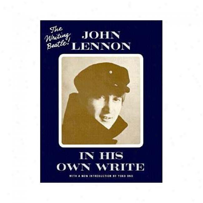 In His Possess Write By John Lenno, Isbn 0684868075