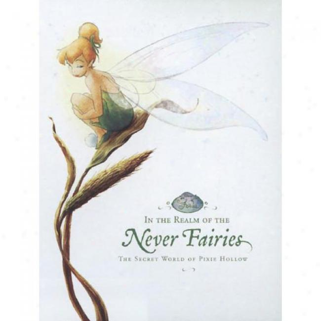 In The Realm Of The Never Fairies: The Secret World Of Pixie Hollow