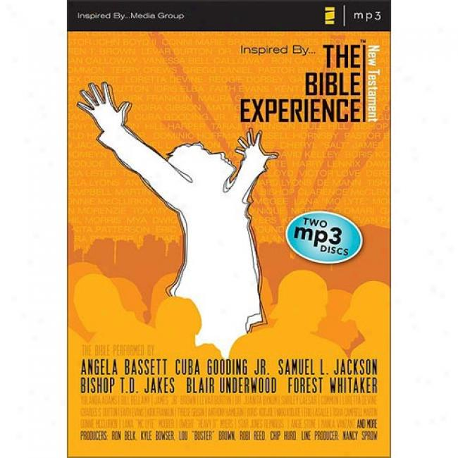 Inspired By... The Bible Experience™: New Testament