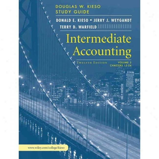 Intermediate Accounting Dimensions 2 Study Guide: Chapters 15-24