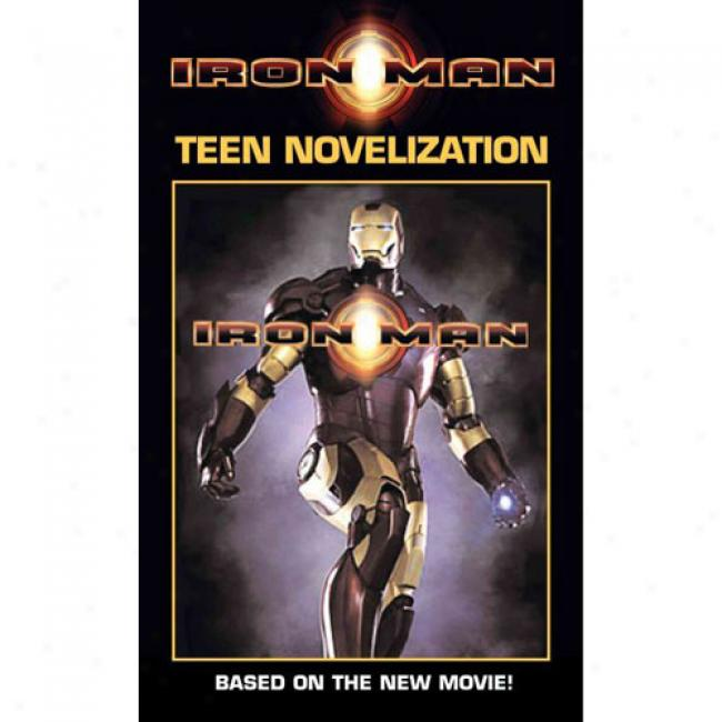 Iron Man: Tee Novelization