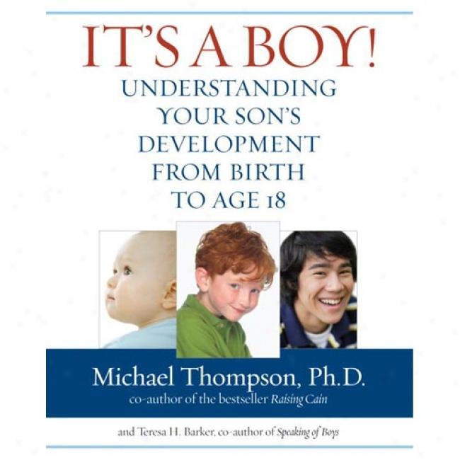 It's A Boy!: Understanding Your Son's Growth Fro Birth To Age 18