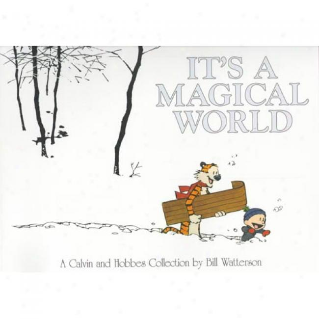 It's A Magical World Near to Bill Watterson, Isbn 0836221362