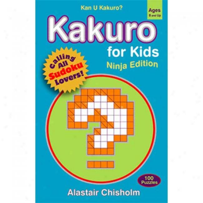 Kakuro For Kids: Ninja Edition
