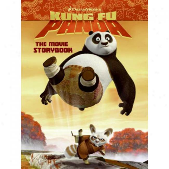 Kung Fu Panda: The Movie Storybook