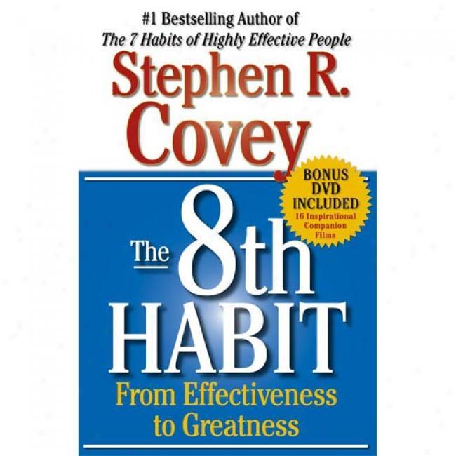 Leadesrhip By Stephen R. Covey, Isbn 0684846659